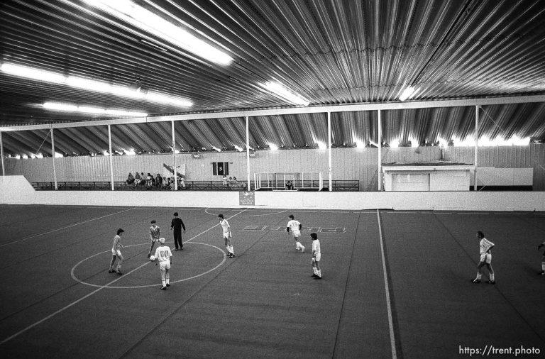 Indoor Soccer Tournament
