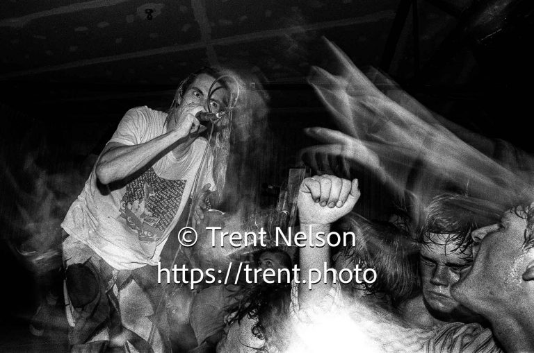SNFU at The Speedway Cafe