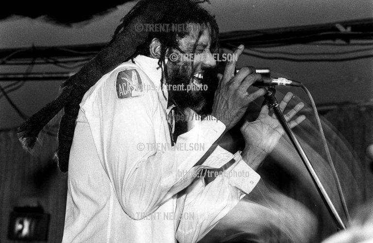 Bad Brains at The Speedway Cafe