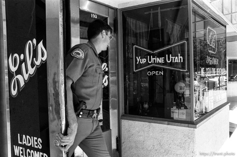 Yep Urine Utah