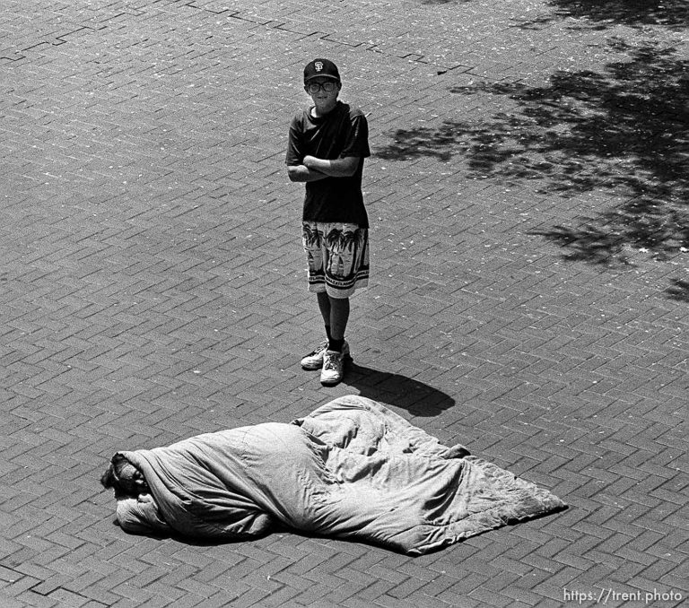 Skaterboy, Friend of Homeless