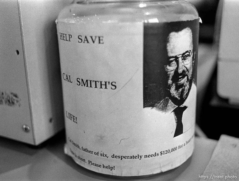 Help Save Cal Smith's Life