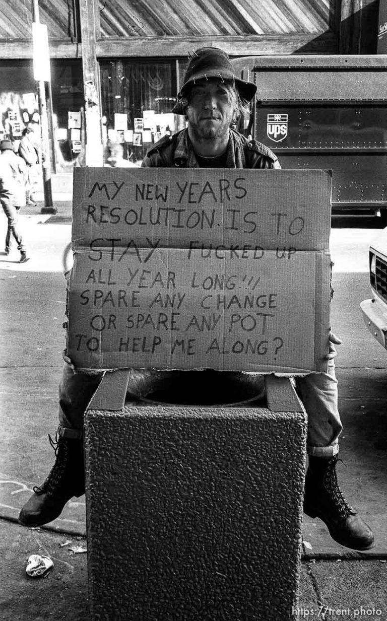 New Years Resolution
