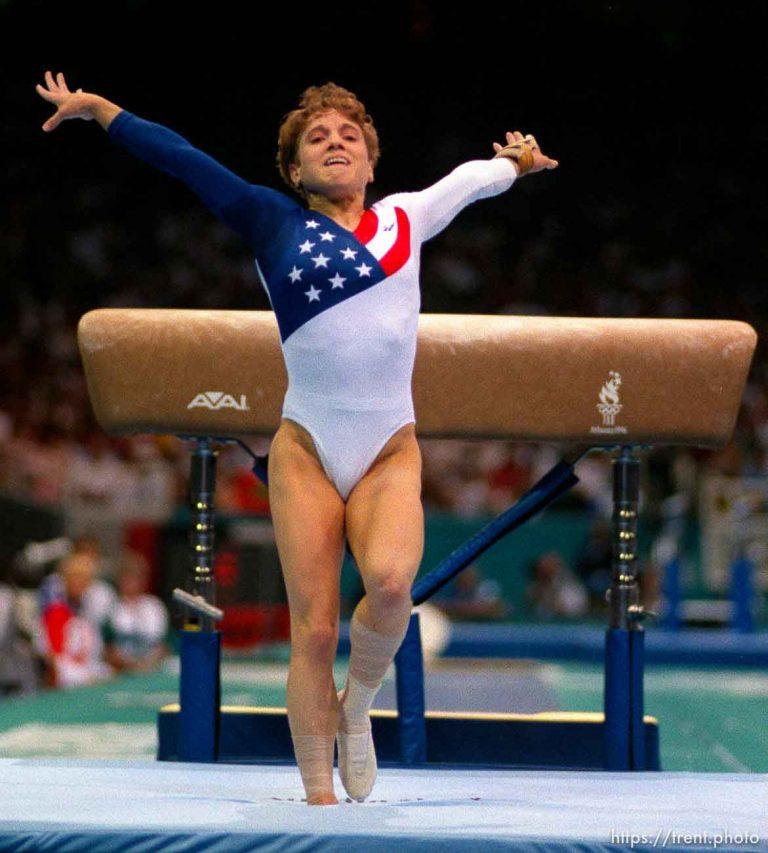 Women's Gymnastics – USA Gold
