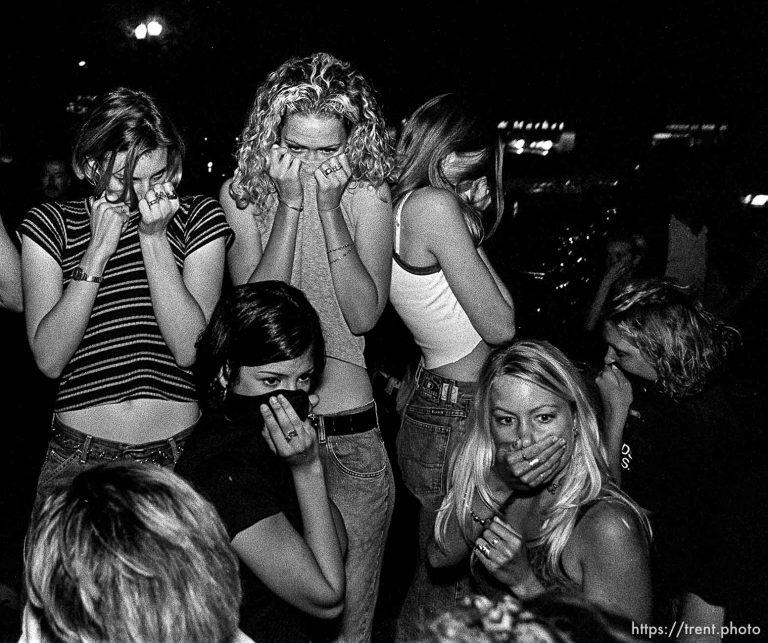 Riot at Madball Show, Spanky's