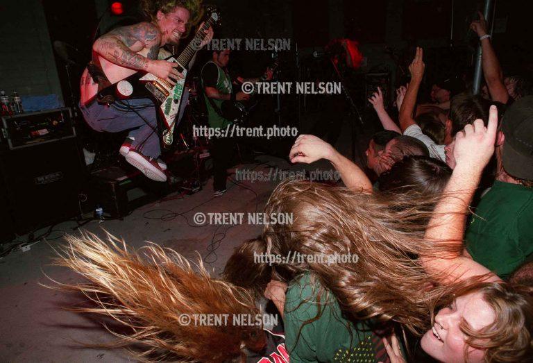 Machine Head at Brick's