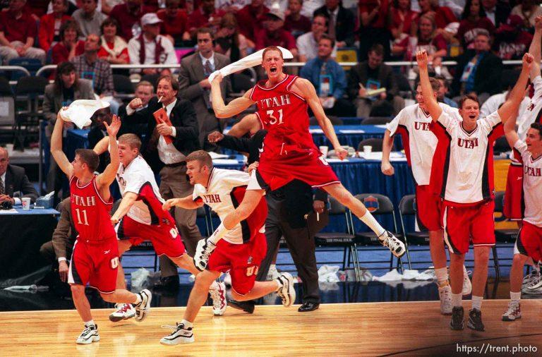 Utah v North Carolina – Final Four