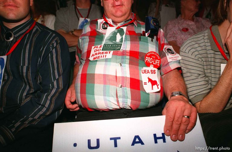 Utah State Republican Party Convention