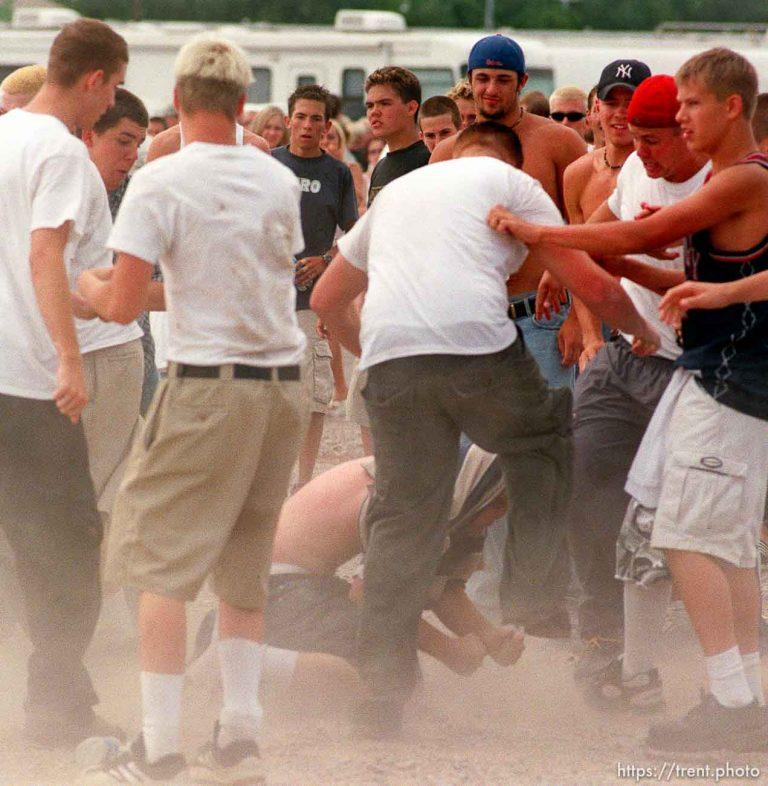 Beatdown at Warped Tour