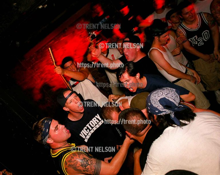 All Out War at DV8