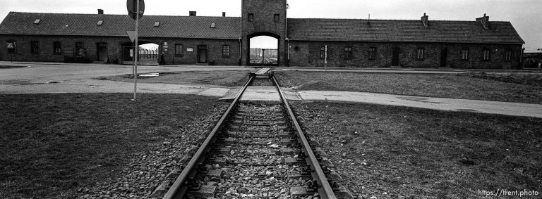Birkenau Death Gate