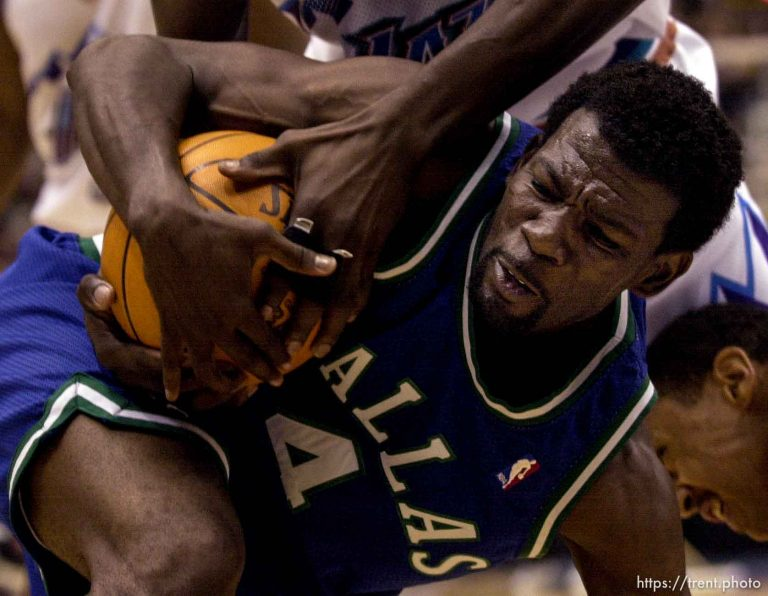 Utah Jazz v Dallas Mavericks, Game 5