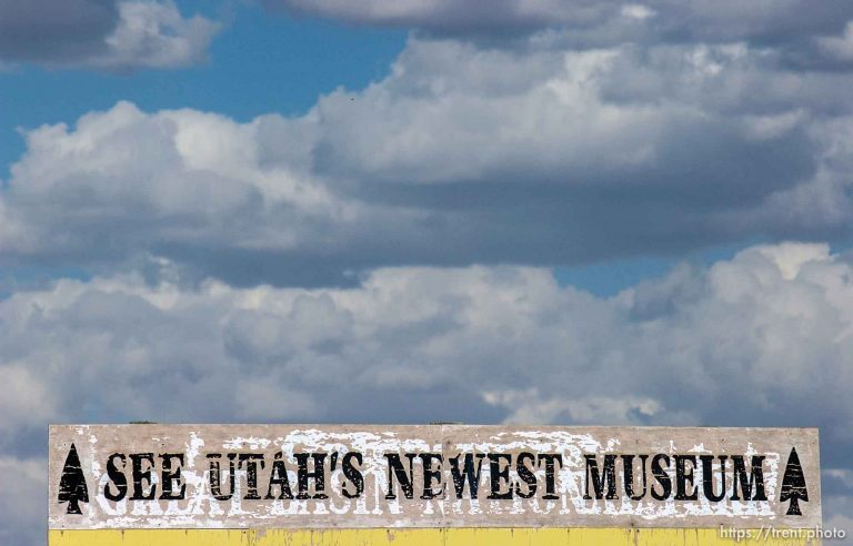See Utah's Newest Museum