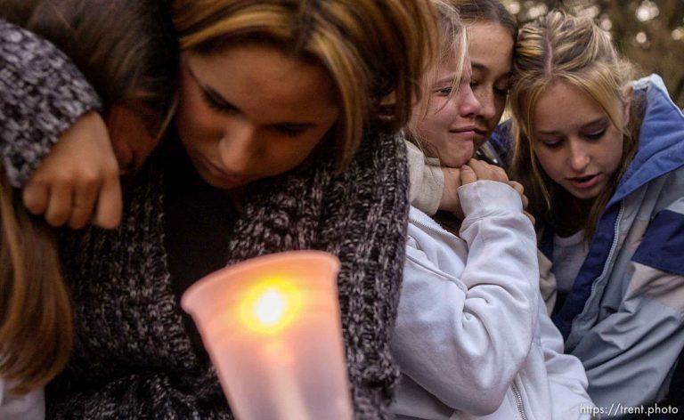 Vigil for Elizabeth Smart