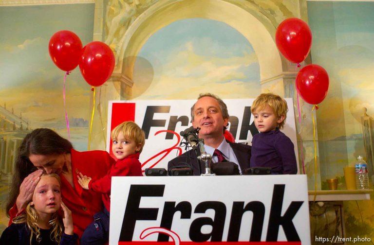 Frank Pignanelli Election Night