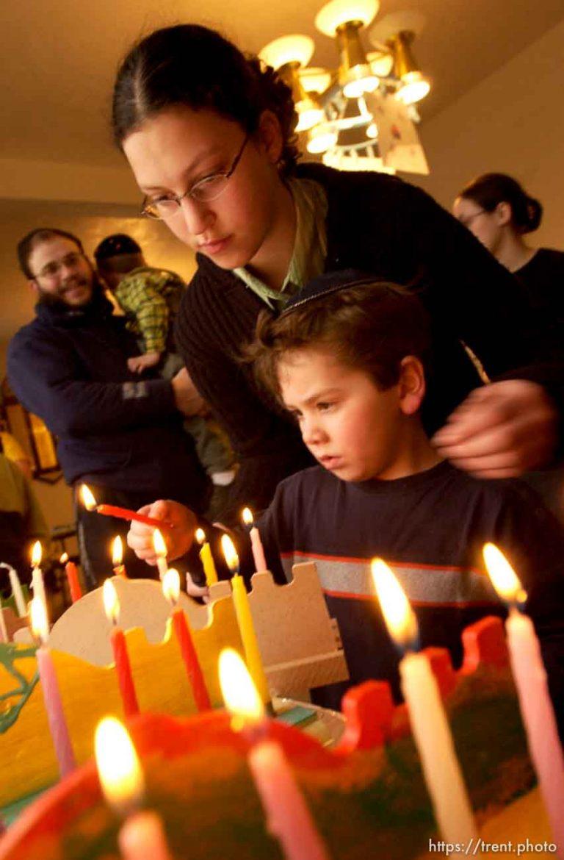 Hanukkah camp