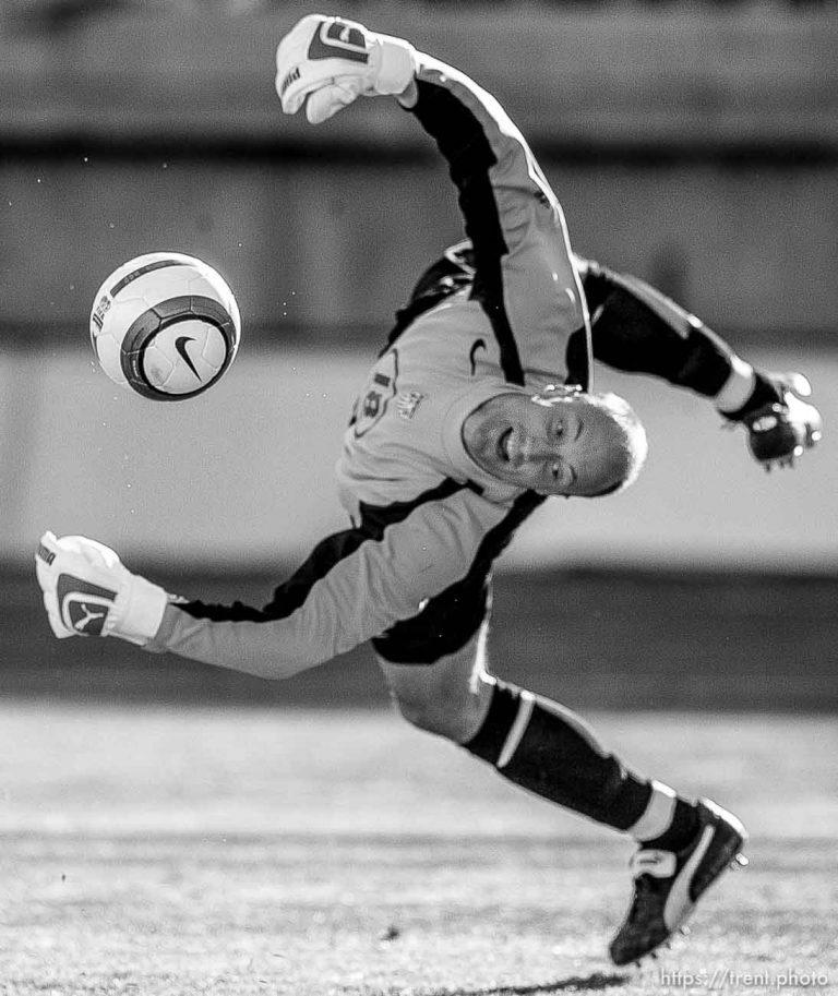 United States v Costa Rica – Goalkeeper Kasey Keller