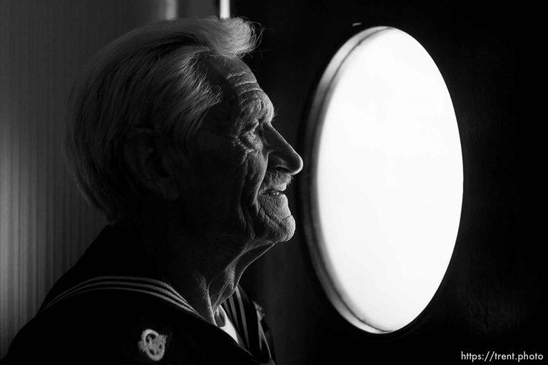 USS Underhill Survivor Eugene Wagstaff