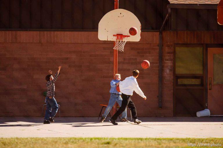 Short Creek Basketball