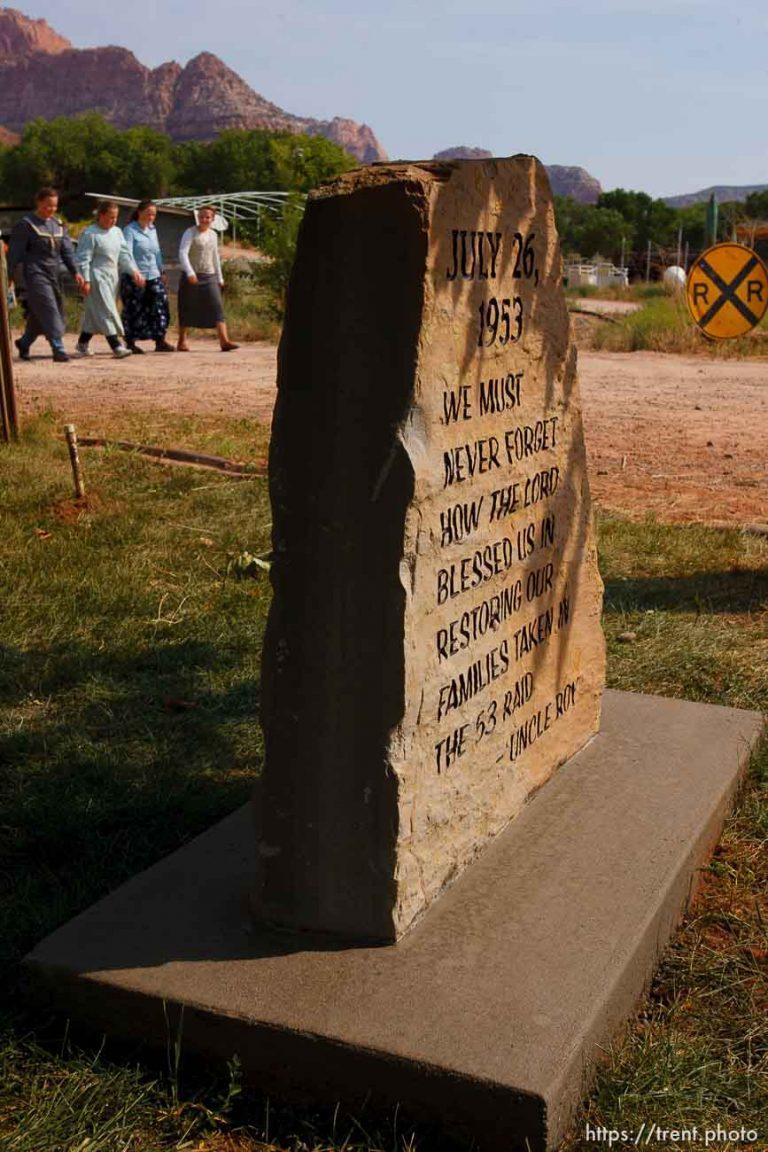 Raid Memorial