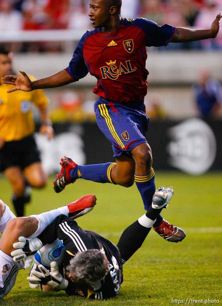 Real Salt Lake vs. Real Madrid