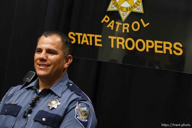 Warren Jeffs Arrest – Trooper Eddie Dutchover