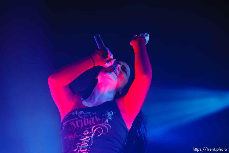 Evanescence at Saltair