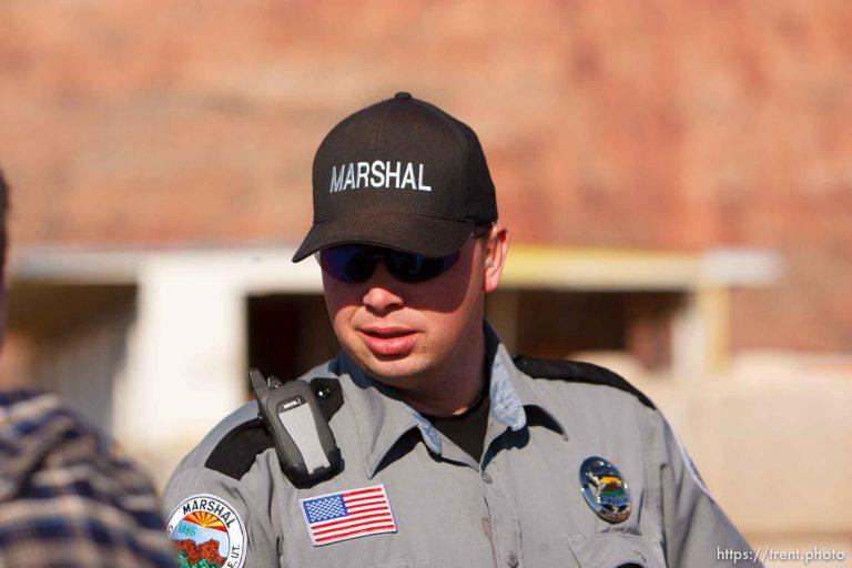 Hildale/Colorado City Town Marshals