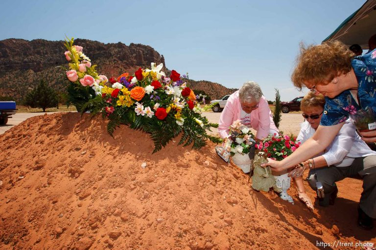 Second Funeral for Norene Jeffs