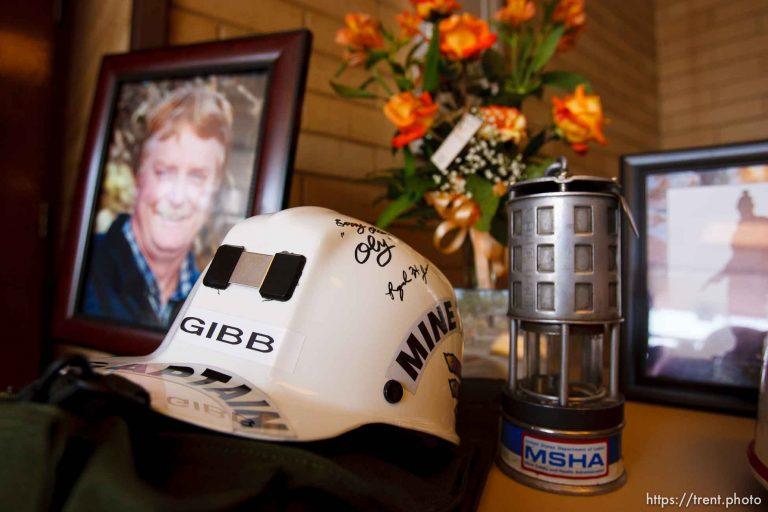 """Funeral for Gary """"Gibb"""" Jensen"""