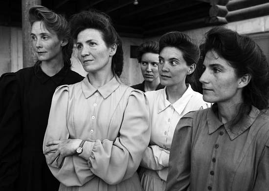 Women of the FLDS Speak- The Scene