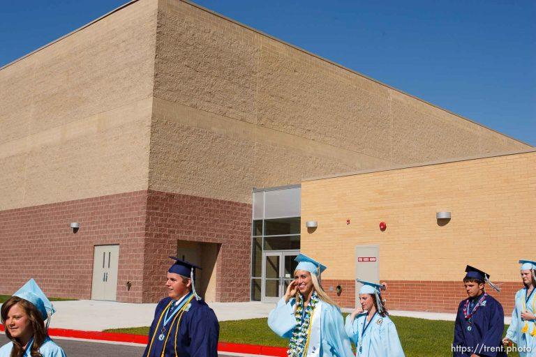 Salem Hills Graduation