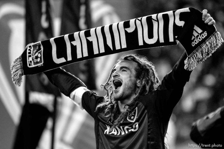 Real Salt Lake v LA Galaxy – MLS Cup
