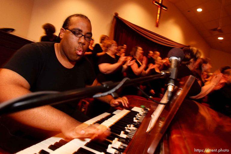 Courtney Calvary Baptist Church