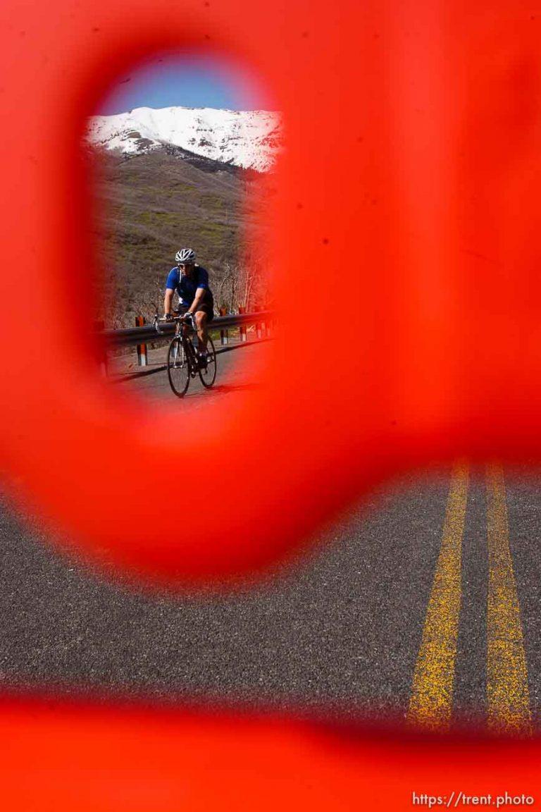 Cycling Emigration Canyon