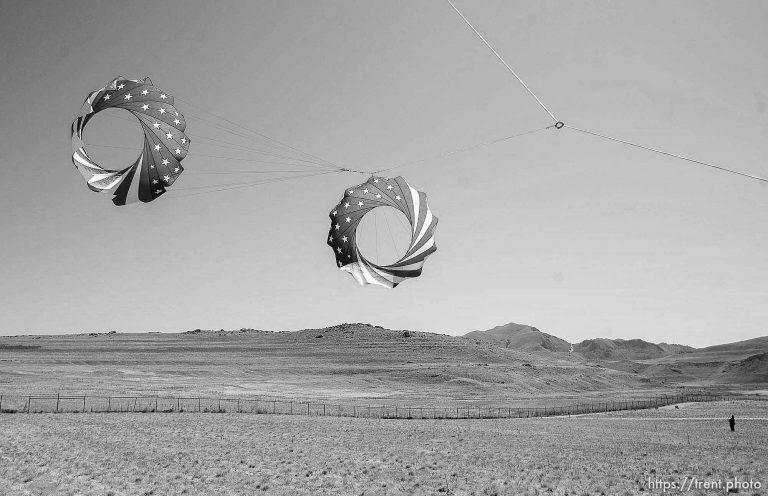 Stampede Festival Kites