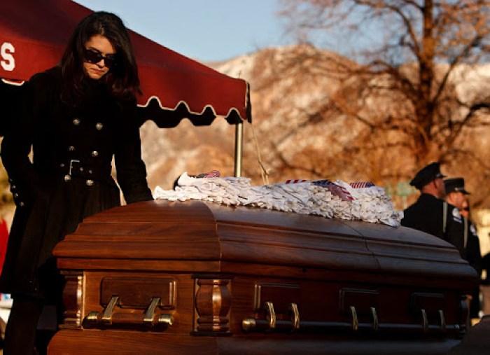 Funeral for Fallen Officer Jared Francom