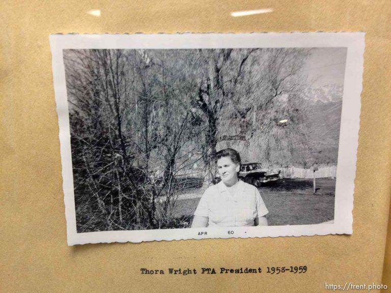 Thora Wright PTA President