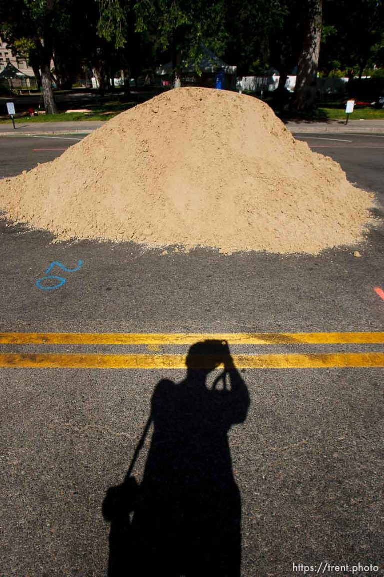 Assignment: Pile of Sand
