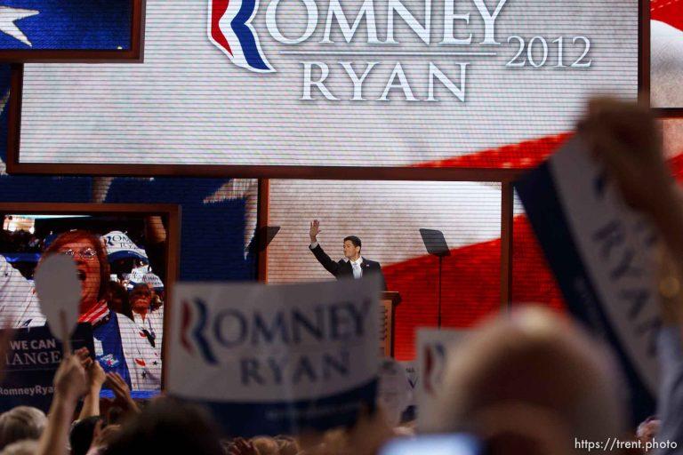 Republican National Convention – Paul Ryan