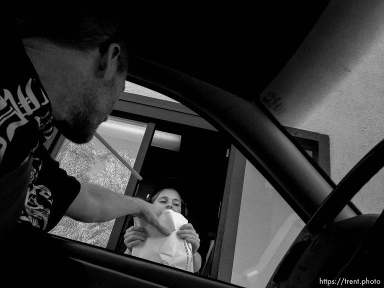 Drive Through Window