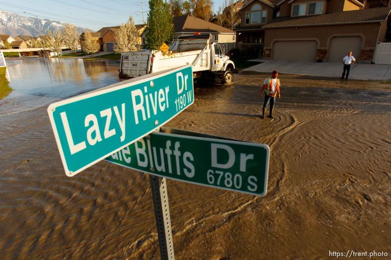 Lazy River Drive – Flood