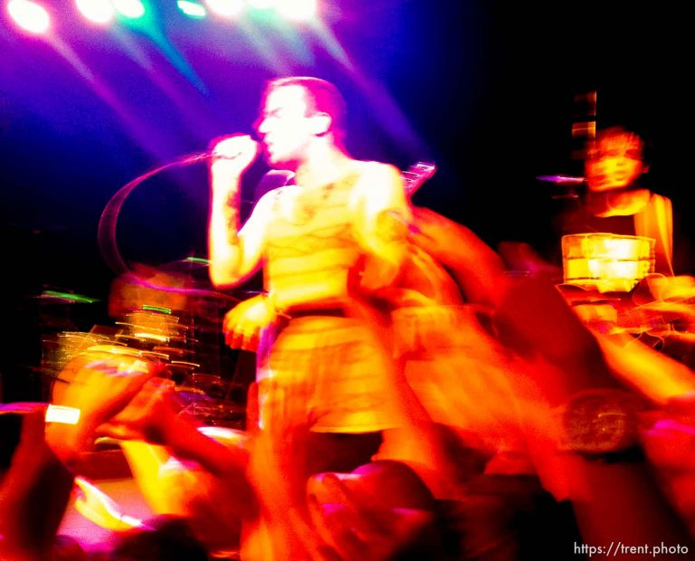 Say Anything at In the Venue