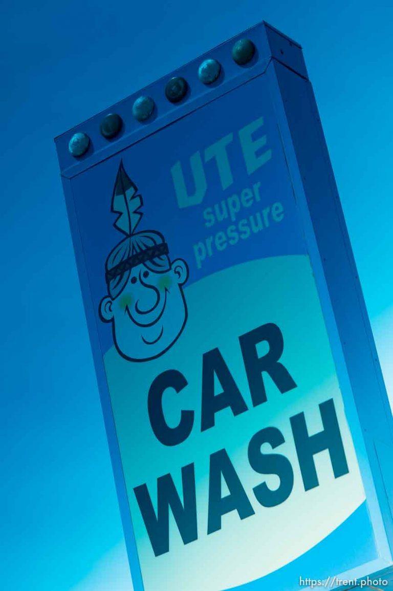 Ute Car Wash