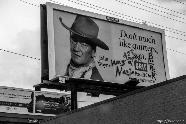 John Wayne was a Nazi