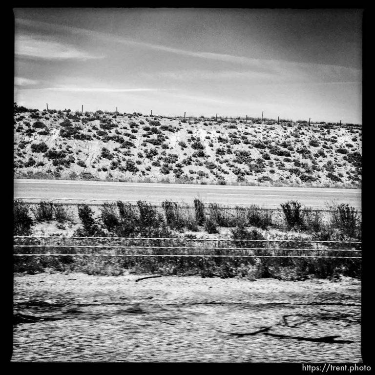 Through Wyoming
