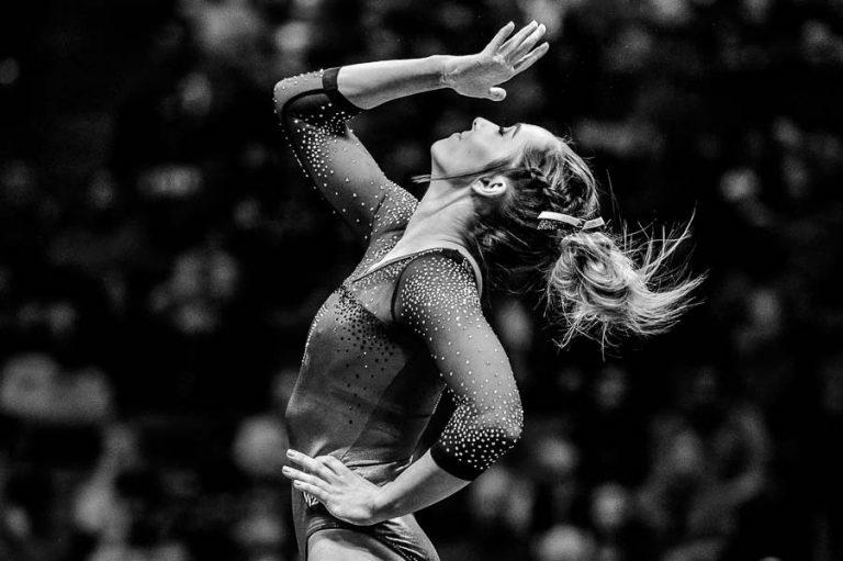 Utah v Michigan – Gymnastics