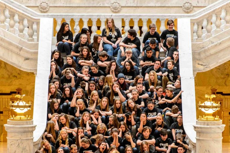 Rocky Mountain Middle School Combined Choirs