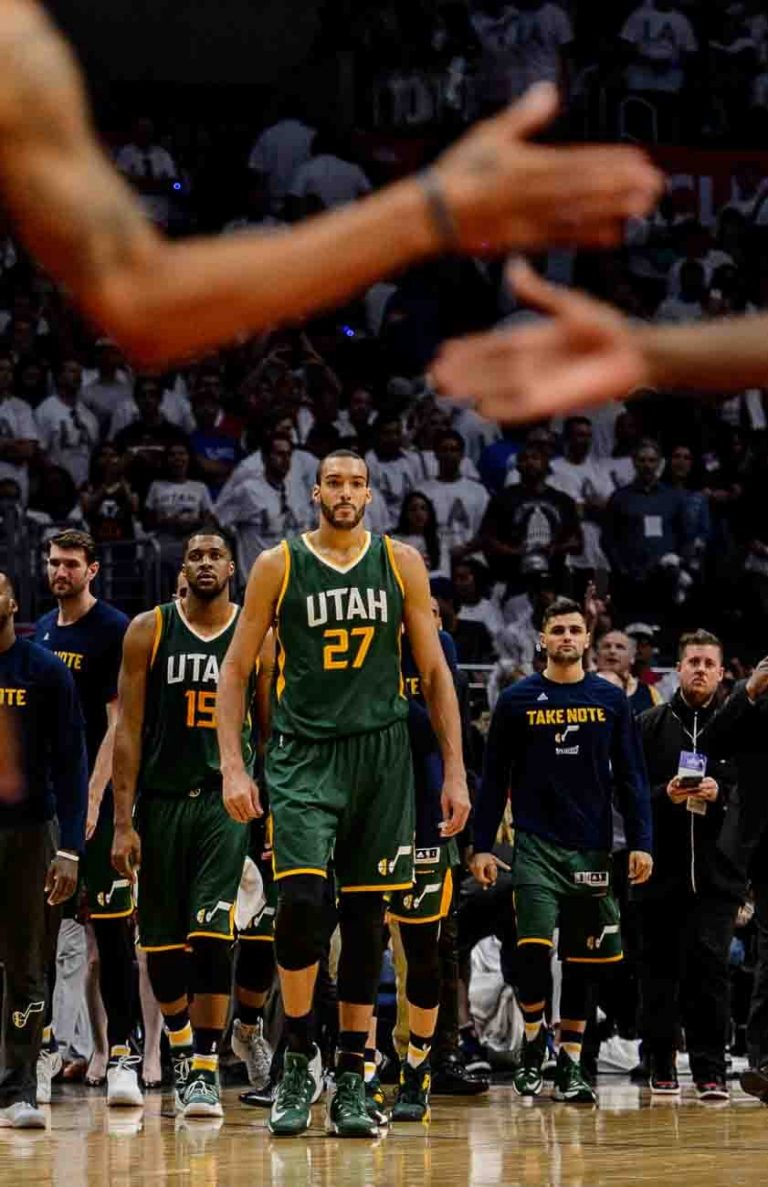Utah Jazz –  Road Warriors