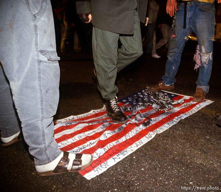 Gulf War Protest – Slides